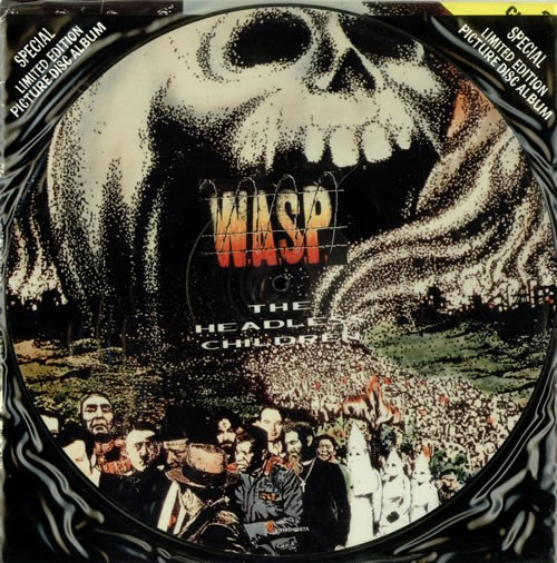 WASP – Headless Children