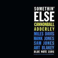 Cannonball Adderley/Miles Davis – Somethin Else